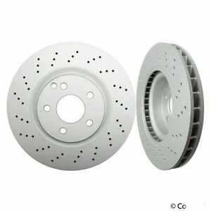 Front Brake Rotor API P895BJ for Mercedes E350 E550 2010 2011 2012 2013
