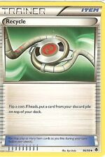 POKEMON B&W EMERGING POWERS - RECYCLE 96/98