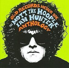 Old Records Never Die: The Mott the Hoople/Ian Hunter Anthology by Mott the Hoople (CD, Aug-2008, 2 Discs, Shout! Factory)