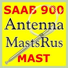 SAAB 900 2Dr Sedan Power Antenna MAST 1994-1998 + How 2