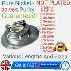99.96% Pure Nickel strip Tape Li 18650 Battery Spot Welding 0.1,0.15,0.2 6 8 10