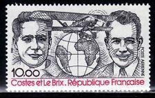 SELLOS AVIACION FRANCIA 1981 A-55 1v.