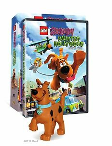Lego Scooby: Haunted Hollywood DVD & Scooby-Doo