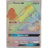 Mawile GX 246/236 Rainbow Secret Rare Pokemon Card (Unified Minds)