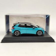 1:43 Norev Volkswagen VW ID.3 Diecast Models Limited Edition Collection Green