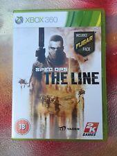 Spec OPS la línea para el Xbox 360
