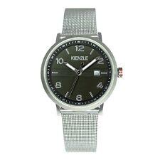 KIENZLE Damen Armbanduhr, Datum, Metallband, flach, Modell K15-00964 € 99,00