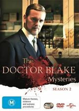 The Doctor Blake Mysteries : Season 2 (DVD, 2014, 3-Disc Set) NEW & SEALED D2640