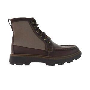 Clarks Dempsey Peak Men's Boots British Tan 26147111