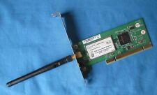 Belkin F5D7001 High Speed Wireless G PCI Adapter Desktop Card