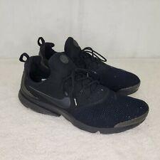 Cheap Acceptable Nike Air Presto Fly Mens Sz 15 Black Running Shoes 908019-001