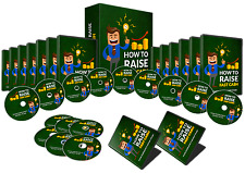 How To Raise Fast Cash Course! FREE SHIPPING + RESALE RIGHTS