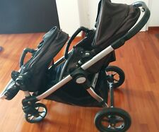 Passeggino gemellare e fratellare babyjogger city select