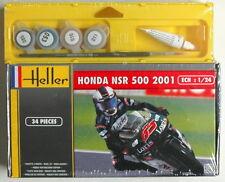 MAQUETTE MOTO HELLER HONDA NSR 500 2001