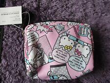 Sanrio Hello Kitty Pink Comic Pouch