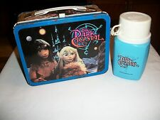 The Dark Crystal Vintage Metal Lunchbox and Thermos - Henson 1982