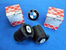 BMW e36 Compact Z3 Gummilager NEU Set Tonnenlager Lager Hinterachse rechts links