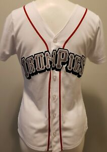 Lehigh Valley Ironpigs AAA Baseball Minor League Team Jersey Youth Small