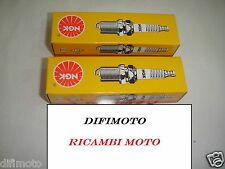 2 BOUGIES NGK ÉTINCELLE PLUS DPR8EA-9 SACHS ROADSTER 800 2001