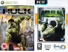 XBOX 360 & PC Games INCREDIBLE HULK COLLECTION THE INCREDIBLE HULK