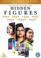 Hidden Figures DVD (2017) Octavia Spencer, Melfi (DIR) cert PG ***NEW***