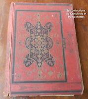 LE TUEUR DE LION  PAR JULES GERARD  livre ancien de 1892