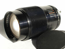 BECK 135mm f 2.8 telephoto LENS for MINOLTA MD mount film camera SN86065