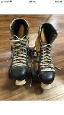 Vintage Bauer Hockey Roller Skates (Quads) size 11.