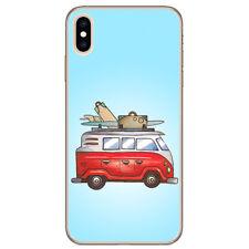 Cover TPU Gel IPHONE Xs Max Design Van Cartoon