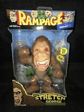 *Rampage 2018 Movie* Super Stretch George Figure 10 Unique Sounds