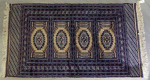 8665038 Orientteppich Wolle handgeknüpft 120x185cm