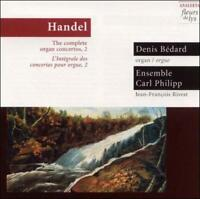 HANDEL: COMPLETE ORGAN CONCERTOS, VOL. 2 USED - VERY GOOD CD