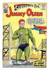 Superman's Pal Jimmy Olsen #53 FN- 5.5 1961