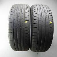 2x Pirelli P Zero MO1 235/50 R19 99Y DOT 2119 7,5 mm Sommerreifen