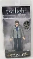 Twilight Edward Doll Figure with Crest 2008 NECA Reel Toys NOS NIB