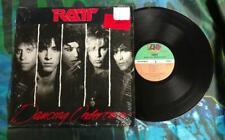 RATT Dancing Undercover Vinyl Record Lp Atlantic 7 81683-1 In Shrink 1986