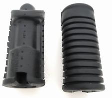 Front Foot Peg Rest Rubber Honda C50 C70 C90 C100 C102 CM90 Chaly Dax Trail 10mm