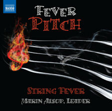 Marin Alsop : Fever Pitch: String Fever CD (2012) ***NEW***