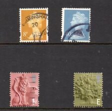 Gran Bretaña Monarquia Valores del año 2000-1 (DO-983)