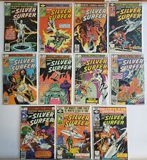 FANTASY MASTERPIECES SILVER SURFER #1-11 MARVEL COMIC FULL RUN LOT HI GRADE NM+