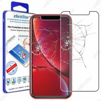 Verre trempé Apple iPhone XR Film Protection Ecran Vitre anti casse