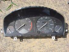 Honda Accord cluster gauge pod 123K miles speedo tachometer spedometer