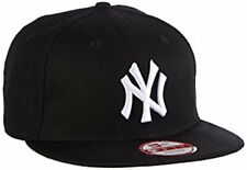 New Era 9FIFTY MLB New York Yankees Cotton Block Mesh Snapback Cap Hat M/L (Y89)