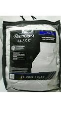 Beautyrest Black Total Protection Mattress Pad Size King
