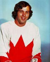 Bill Harris team Canada 1972 8x10 Photo