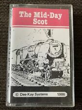 The Mid-day Scot - Dee-Kay Systems 1985 Sinclair ZX Spectrum Train Simulator