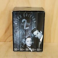 VHS TV Series - The X-Files Season 2 Limited Edition Collection - PAL
