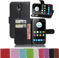 For Telstra 4GX Plus / ZTE Blade A462 A310 Flip Wallet PU Leather Case Cover