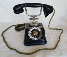 KTAS D30 Telephone Jydsk Telefon Fabrik Automatic Copenhagen 1930's Denmark