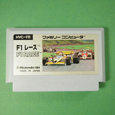 F1 Race (Nintendo Famicom FC NES, 1984) Japan Import